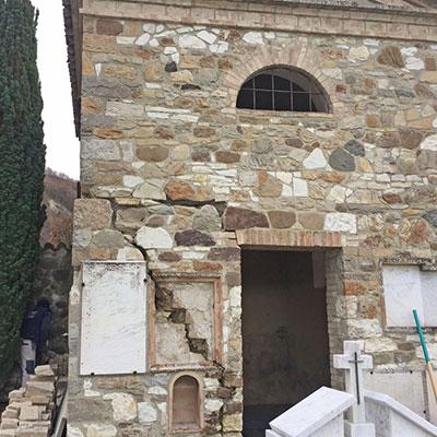 LESIGNANO DE' BAGNI | Cimitero Badia Cavana