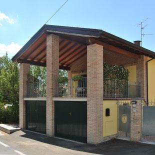 LANGHIRANO (PR) | LOC. STROGNANO - STRADA PER CASATICO
