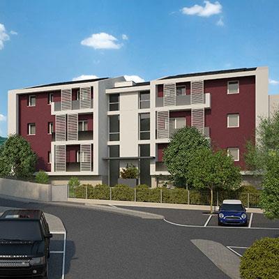 LANGHIRANO (PR) | Progetto residenziale CD9