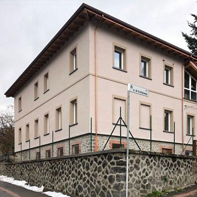 BOSCO di CORNIGLIO | Ex Scuola