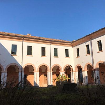 SAN FELICE SUL PANARO | Restauro edificio storico