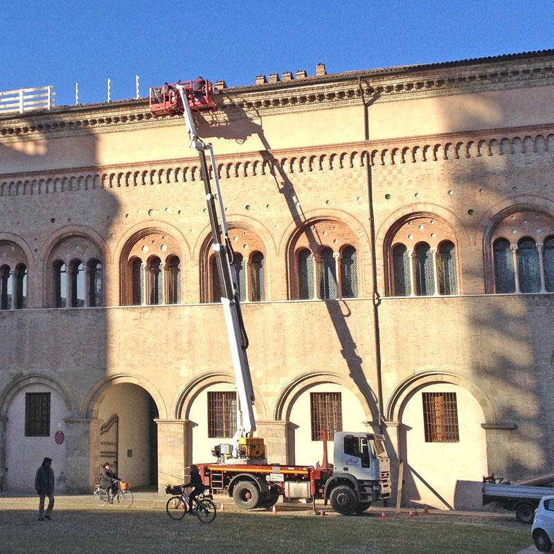 PARMA | Palazzo del Vescovado